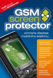 Screen Protector (Ochranná folie na displej)